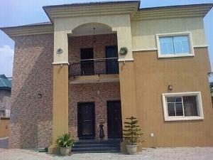 3 bedroom Flat / Apartment for rent Mobil estate ikota villa Ikota Lekki Lagos