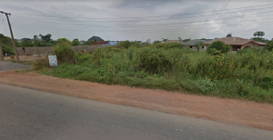 Commercial Land Land for sale Akure Owo Expressway Obaile. Akure Ondo