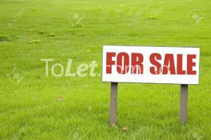 Land for sale Near Fara Park estate  Sangotedo Ajah Lagos