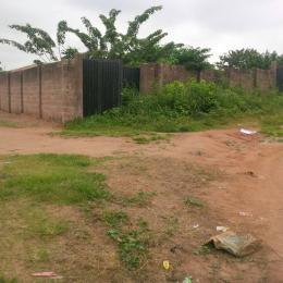 Land for sale 2 Plots of Land at Olorunda Community. Iyana Agbala Akoko Off New Road Ife Road Ibadan,fully fenced with two separate gates. Olorunda Oyo