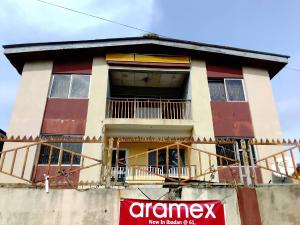 Office Space Commercial Property for sale  Opposite Dove filling Station along challenge /Ring road, Ibadan. i Ring Rd Ibadan Oyo