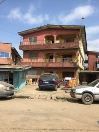 10 bedroom Blocks of Flats House for sale 3, Fagbola Street, Tabon-Tabon, Agege Pen cinema Agege Lagos
