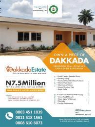 2 bedroom Semi Detached Bungalow House for sale Uyo Akwa Ibom