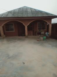 2 bedroom Detached Bungalow for sale Alariwo Block , Akusere Iyana Ilogbo, Sango, Ogun State Ifo Ifo Ogun