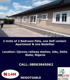 House for sale Ujevwu railway station Udu Delta state Nigeria Udu Delta