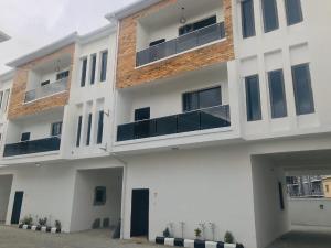 4 bedroom Terraced Duplex House for rent Conservation center  chevron Lekki Lagos
