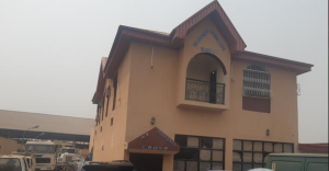 Office Space Commercial Property for sale Isolo Oshodi Lagos