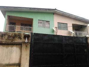 4 bedroom Semi Detached Duplex House for sale Sehinde Calisto street Airport Road Oshodi Lagos