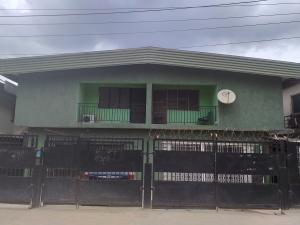 10 bedroom Semi Detached Duplex House for sale Beesam Mafoluku Oshodi Lagos