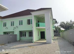 4 bedroom Semi Detached Duplex House for rent Kemi Durosimmi Etti street, Lekki Scheme 2 Abraham adesanya estate Ajah Lagos