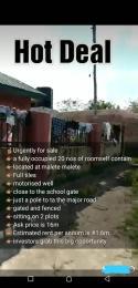 10 bedroom Commercial Property for sale Kwara state university road malete Ilorin Kwara