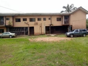 Terraced Duplex House for sale   Ugbowo axis with a storey building of 7flats. Dis wil be gud 4 hostel and it's close to university of Benin Egor Edo