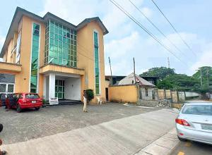 Office Space Commercial Property for rent Phase 1 New GRA Port Harcourt Rivers