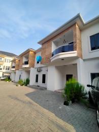 4 bedroom Semi Detached Duplex for rent chevron Lekki Lagos