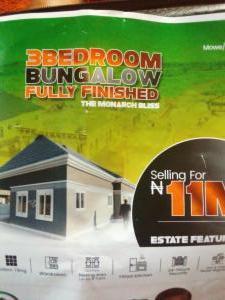 3 bedroom Detached Duplex for sale Agbara Agbara-Igbesa Ogun