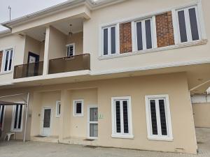 4 bedroom Terraced Duplex for rent Van Daniel Court Lekki Lagos
