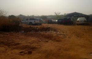 Land for sale Opposite Abacha Barracks  Asokoro Abuja
