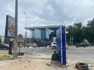 Land for sale Directly On Admiralty Road , Not Far From Access Bank Lekki Phase 1 Lekki Lagos