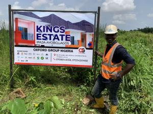 Residential Land Land for sale Olayemi  Ayobo Ipaja Lagos
