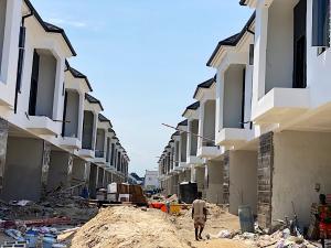 4 bedroom Terraced Duplex for sale 2nd Toll Gate By Chevron chevron Lekki Lagos