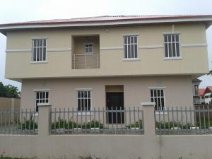 4 bedroom House for rent Crown Estate Ajah Ibeju-Lekki Lagos