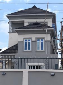 5 bedroom Detached Duplex House for sale Sholuyi By Chevron Soluyi Gbagada Lagos