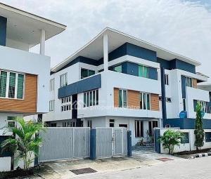 5 bedroom Detached Duplex House for sale richmond Gate Estate., Ikate Elegushi, Lekki Lagos