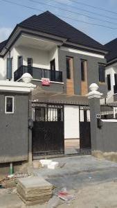 5 bedroom Detached Duplex House for sale Idaado Estate Igbo Efon Lekki Lagos  Idado Lekki Lagos