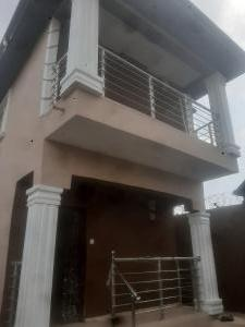 2 bedroom Flat / Apartment for rent Very decent and beautiful new house 2bedroom at abule egba ekoro nice environment secure area with PREPAID METER and pop selling Abule Egba Abule Egba Lagos