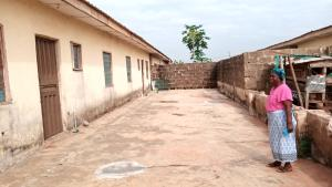 2 bedroom Terraced Bungalow House for sale Adjacent trinity school, off owode road, Yotomi bus stop Ofada Obafemi Owode Ogun