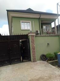 2 bedroom Flat / Apartment for rent In a street not looking inside an estate Ilupeju industrial estate Ilupeju Lagos