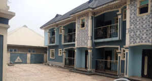 2 bedroom Flat / Apartment for rent After Ogba River, Airport Road Oredo Edo