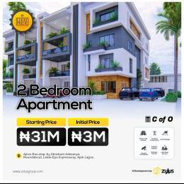2 bedroom Blocks of Flats for sale Abraham Adesanya Roundabout Ajah Lagos