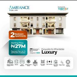 2 bedroom Blocks of Flats House for sale ... Abraham adesanya estate Ajah Lagos