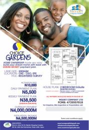 2 bedroom Detached Bungalow House for sale Choice gardens Epe Road Epe Lagos