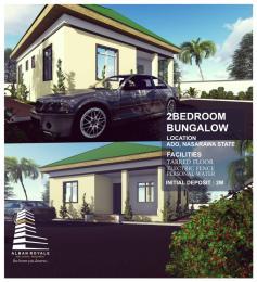 2 bedroom Flat / Apartment for sale Gov.science sch, navy estate Opposite restfine hotel NEW KARU  Karu Nassarawa