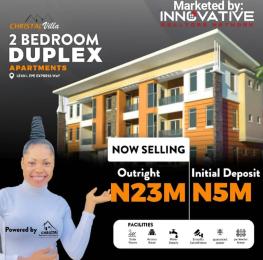 2 bedroom Flat / Apartment for sale Before Epe Link Bridge Lagos Island Lagos Island Lagos
