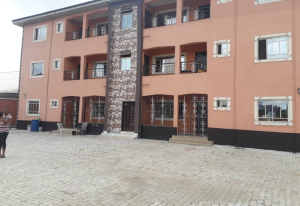 2 bedroom Mini flat Flat / Apartment for rent Ada George Port Harcourt Rivers
