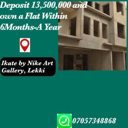 3 bedroom Blocks of Flats House for sale By Nike Art Gallery, Ikate  Ikate Lekki Lagos