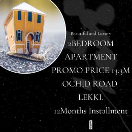 2 bedroom Blocks of Flats House for sale Ochid Lekki Phase 2 Lekki Lagos
