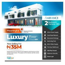2 bedroom Terraced Duplex House for sale - Abraham adesanya estate Ajah Lagos