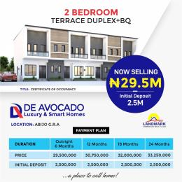 2 bedroom Terraced Duplex House for sale Abijo Gra Abijo Ajah Lagos