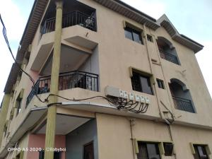 2 bedroom Blocks of Flats House for rent Ogba oke ira second junction police post. Oke-Ira Ogba Lagos