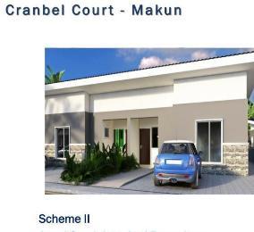 2 bedroom Flat / Apartment for sale New Makun City, Opic, Isheri North Obafemi Owode Ogun