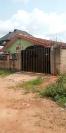 Semi Detached Bungalow House for sale Location upper mission extension Oredo Edo