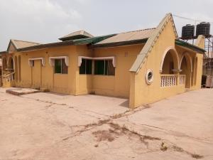 Semi Detached Bungalow House for sale Temidire area behind Gastab Ologuneru Eleyele Ibadan Oyo