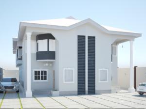 5 bedroom Semi Detached Duplex House for sale Magboro beside spark light estate  Arepo Arepo Ogun