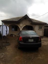 4 bedroom Mini flat Flat / Apartment for sale  Aletu street Igondo Egan, lagos Egan Ikotun/Igando Lagos