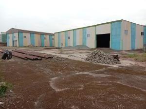 Warehouse Commercial Property for rent Along Lagos Ibadan Express Way  Ibafo Obafemi Owode Ogun