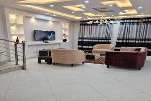 3 bedroom Flat / Apartment for shortlet - Agungi Lekki Lagos